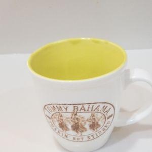 Tommy Bahama coffee mug
